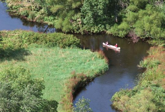 The Ipswich River has suffered from fish kills in the past because the state allowed it to be pumped dry.