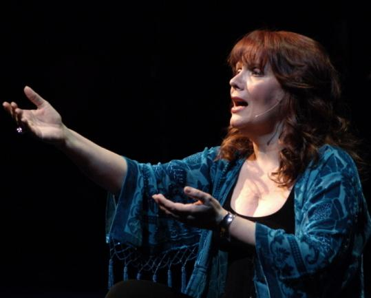 "Maureen McGovern puts her life front and center in ""A Long and Winding Road''"