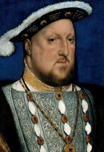 The historical novel is set in the earlier part of Henry VIII's reign and ends before he orders the trial and beheading of Anne Boleyn.
