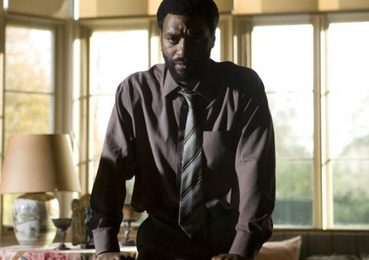 "In PBS's ""Endgame,'' Chiwetel Ejiofor is Thabo Mbeki, the future president of South Africa, and William Hurt plays an Afrikaner who participated in the peace talks."