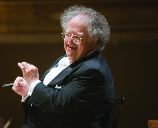 Originally expected to return from back surgery last week, James Levine is now slated to next lead the BSO on Jan. 28.