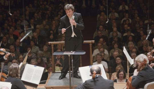 Assistant conductor Julian Kuerti delivered a confidently energetic pace for Beethoven's Fourth and Fifth symphonies.