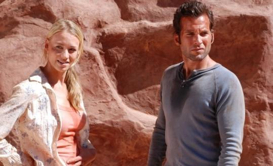 "Yvonne Strahovski and Eion Bailey costar in ""The Canyon.''"