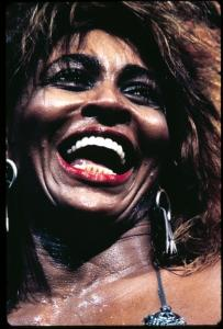 &#8220;Tina Turner&#8217;&#8217; by Henry Diltz, one of the images at the Brooklyn Museum exhibit.
