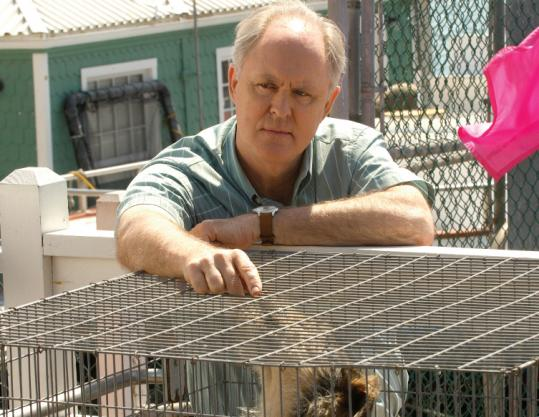 This season on &#8220;Dexter,&#8217;&#8217; John Lithgow plays a serial killer particularly challenging to his fellow serial killer pursuer.