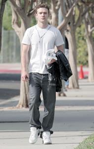 Singer, actor Justin Timberlake