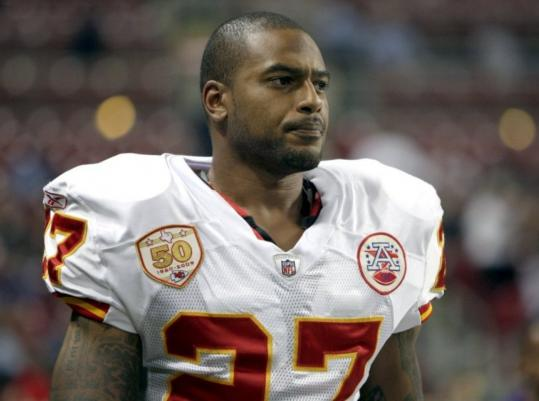 The Chiefs finally had enough of the often angry and sullen Larry Johnson, releasing him.