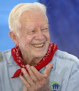 Jimmy Carter said advisers pressed him to attack Iran.