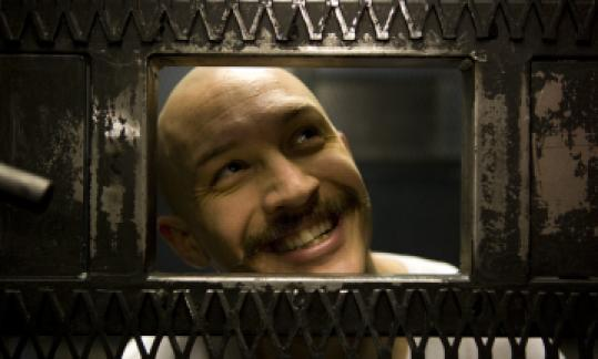 Tom Hardy plays infamous inmate Michael Peterson.