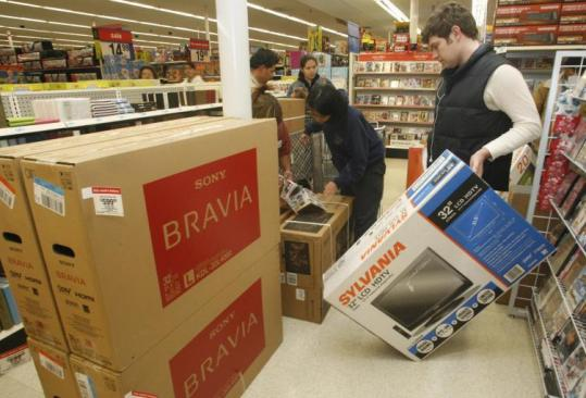 Televisions larger than 58 inches, which account for no more than 3 percent of the market, will not be covered by the rule.
