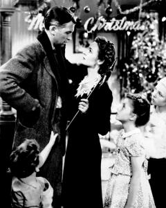 The Frank Capra classic 'It's A Wonderful Life,' starring Jimmy Stewart, is out on Blue-ray.