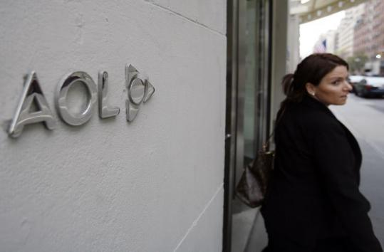 Time Warner has said it will spin AOL off as a separate company on Dec. 9. The companies merged in 2001.