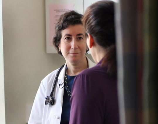 Dr. Amy N. Ship, whose sons were born with serious illnesses, gained firsthand knowledge about the importance of compassionate care.