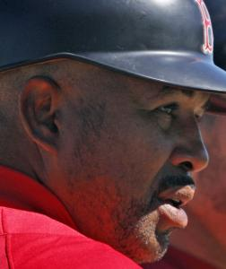 DEMARLO HALE Moves from coaching at hot corner