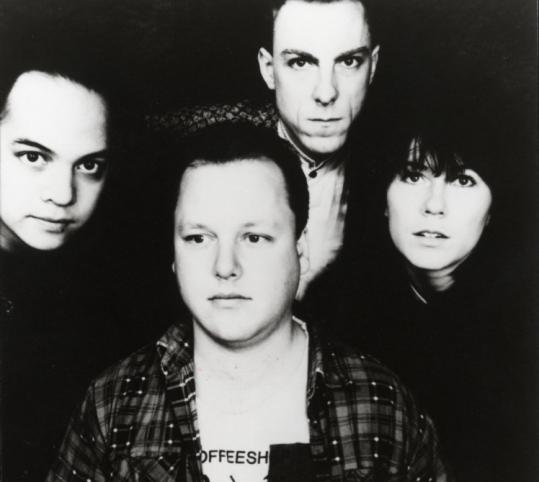 "ANDREW CATLIN The Pixies (Joey Santiago, Black Francis, David Lovering, Kim Deal) as they looked around the time they created ""Doolittle.''"