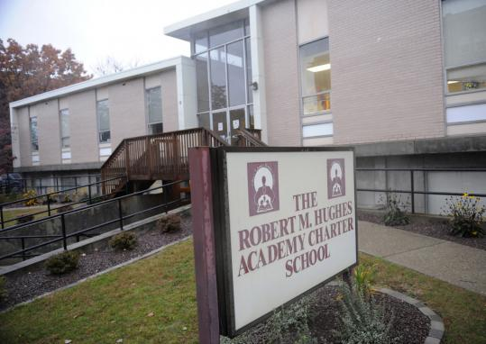 This is not the first time a state agency has investigated the Robert M. Hughes Academy in Springfield. Four years ago, the state auditor discovered financial mismanagement issues.