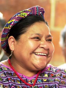 Ben Yagoda observes that scandals over lies in memoirs, such as those of activist Rigoberta Menchu (left) and James Frey, are not a modern invention but have cropped up periodically through the years.