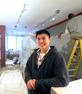 Phillip Tang isn't alone: He and a dozen others are planning or have recently opened restaurants.