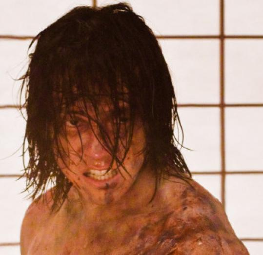 "Rain stars in the new thriller ""Ninja Assassin.''"