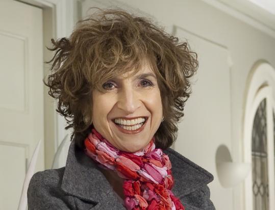 Elissa Fenster participates in Boston Design Center's Designer on Call program.