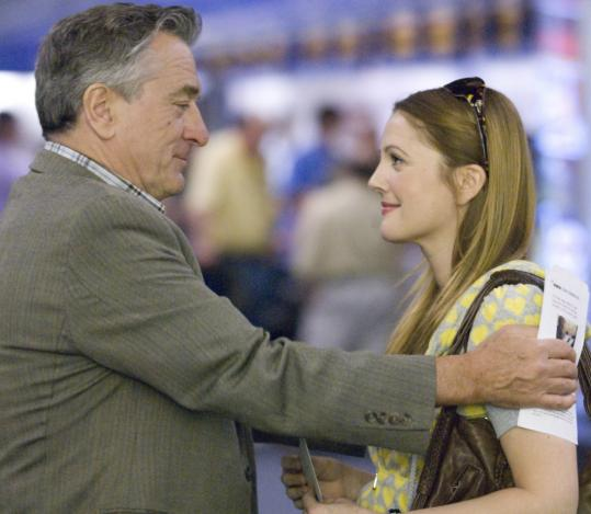"Robert De Niro is a father traveling across the country and Drew Barrymore one of the kids he visits in ""Everybody's Fine,'' which is based on a 1990 Italian film."