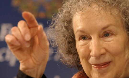 In Margaret Atwood's latest, two women face a world of predators and a repressive cult after a deadly pandemic.