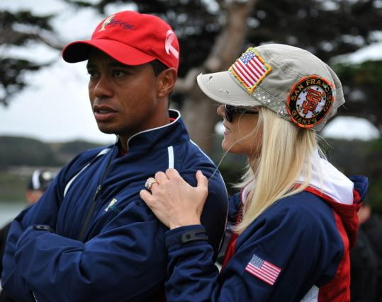 robyn beck/afp/Getty Images In the modern media landscape, even the highly protected Tiger Woods (and wife Elin Nordegren) aren't untouchable.