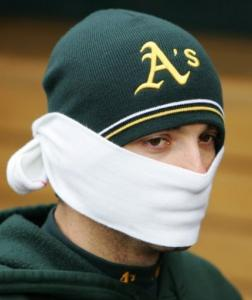 The Sox aren't disguising an interest in Marco Scutaro (seen here with the A's).