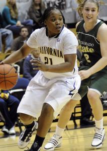 Alexis Gray-Lawson helped Cal leave Bonnie Barbee and Colorado State behind.