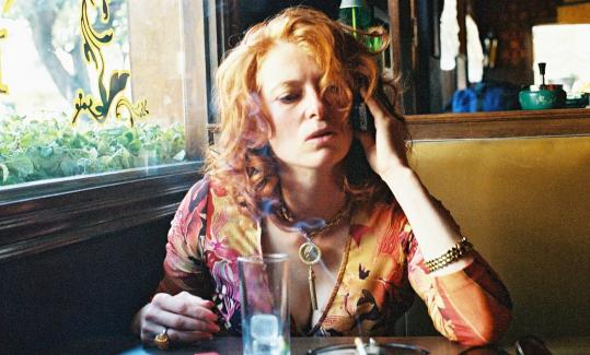 "In ""Julia,'' Tilda Swinton plays an alcoholic who becomes involved in a plot to kidnap a boy."