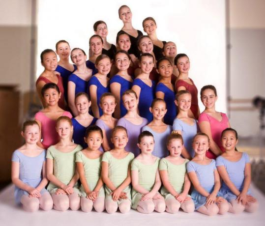 """Local dance students will take part in South Shore Ballet Theatre's performance of """"The Nutcracker'' this weekend at Derby Academy in Hingham."""