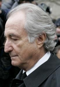 Items at a Weston auction were said to have belonged to Bernard Madoff.