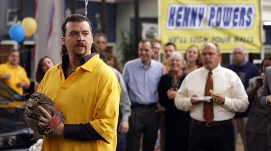 """Danny McBride in HBO's """"Eastbound & Down''"""