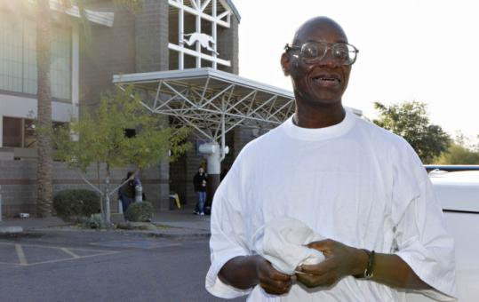 Donald Eugene Gates was released after serving 28 years for a rape and murder that DNA testing showed he did not commit.