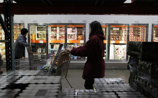 One reason inflation will remain low for the next year or two, analysts say, is shoppers have become budget-conscious, leaving retailers no choice but to try to hold down prices.