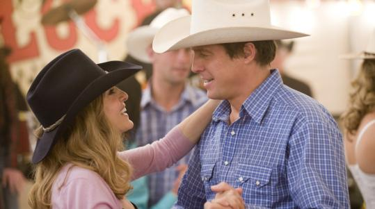 Sarah Jessica Parker and Hugh Grant play a wealthy couple in witness protection in Wyoming.