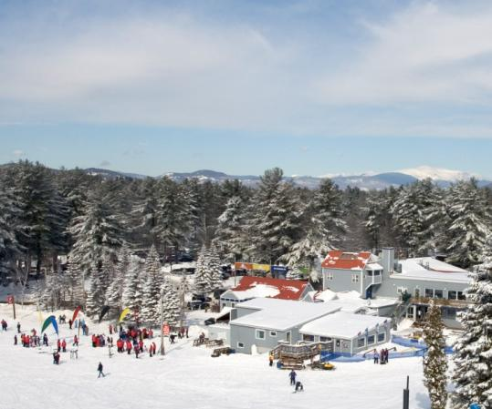 Among the lift ticket deals Saturday in the Mount Washington Valley is a $3.30 bargain at Cranmore Mountain Resort.