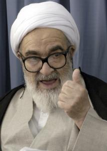 Grand Ayatollah Hossein Ali Montazeri was a leader of the Islamic Revolution but became a critic of Ayatollah Khomeini.