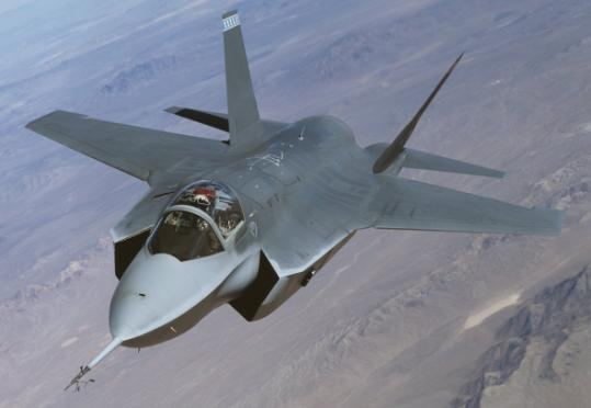 The F-35 Joint Strike Fighter jet does not need a backup engine,