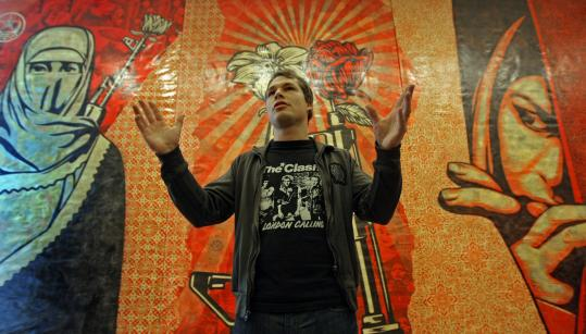 Shepard Fairey's show at the Institute of Contemporary Art gave the museum a national profile.