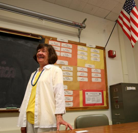 The retirement of Anahid Yacoubian, who founded Watertown High's Armenian program, has nearly led to its demise.
