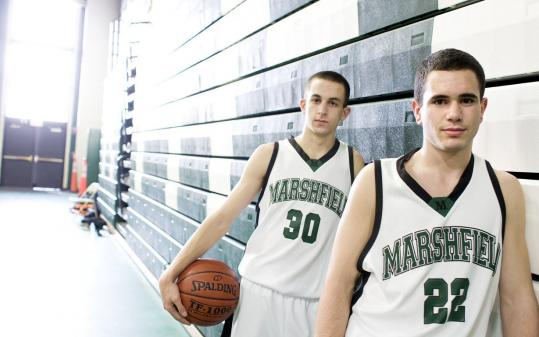 From its freshman starter to seniors, team is unified. Senior cocaptains