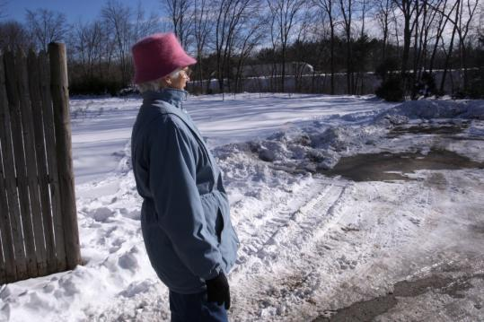 Grace Rockett and her husband, Maurice, have tried for four decades to get sound barriers in their neighborhood near the Massachusetts Turnpike.