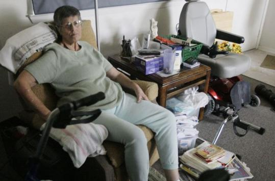 Shirley Shupp, of Houston, could not understand why Medicare-funded goods were being sent to her. It was fraud.