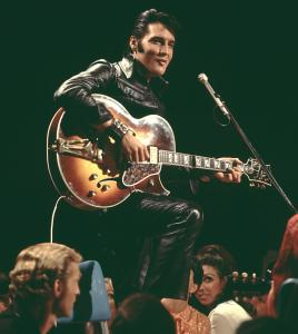 Unplugged and uninhibited, Elvis Presley showed he still had it in his 90-minute comeback special on NBC in December 1968. He died less than nine years later.