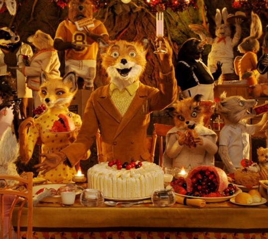 "FOX SEARCHLIGHT PICTURES Wes Anderson's ""Fantastic Mr. Fox'' is a stop-motion delight with the voice of George Clooney for the title character."