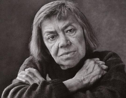 Patricia Highsmith, photographed in New York City by Marion Ettlinger in 1992, wrote 22 novels.