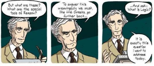 "Apostolos Doxiadis and Christos H. Papadimitriou pay warm homage to the life of philosopher-mathematician Bertrand Russell and provide a spirited examination of the history of ideas in ""Logicomix.''"