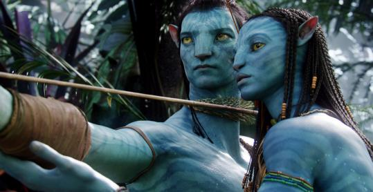 """Avatar'' introduces a new element: a hard-edged political message aimed at US foreign policy under George Bush."