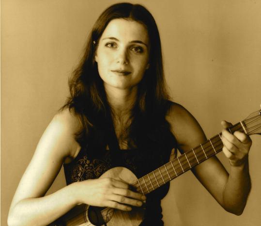 Czech-born singer-songwriter Marta Topferova brings her Latin sounds to Scullers Jan. 13.